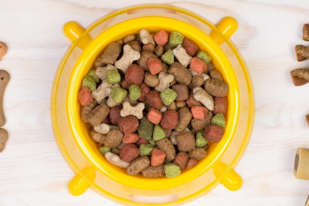 Purina Healthy Morsels Ingredients